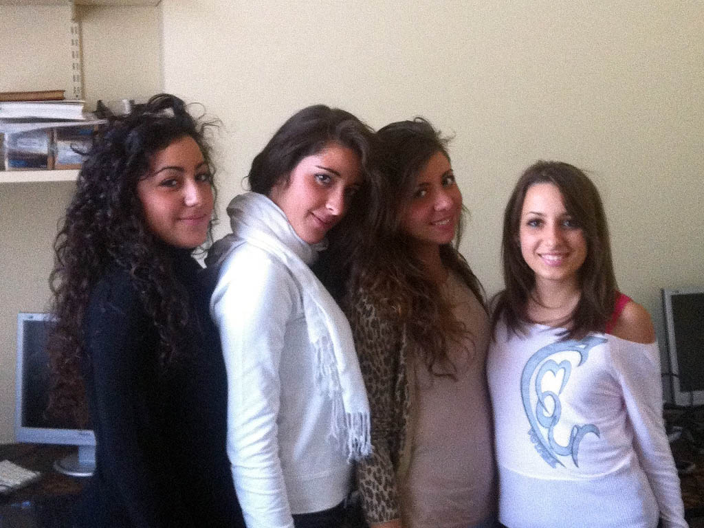 Napoli girls